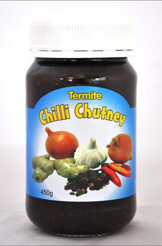 Termite Chilli Chutney