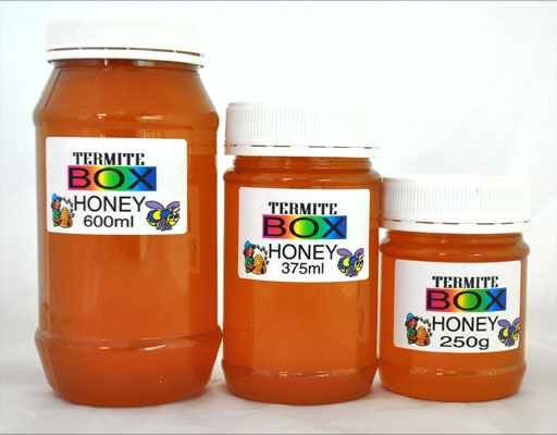 Termite Box Honey