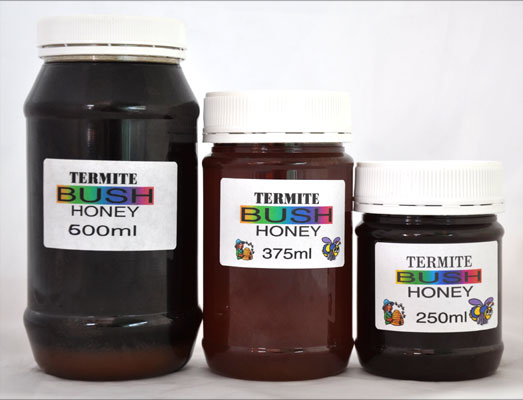 Termite Bush Honey
