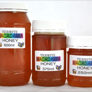 Termite Macadamia Honey