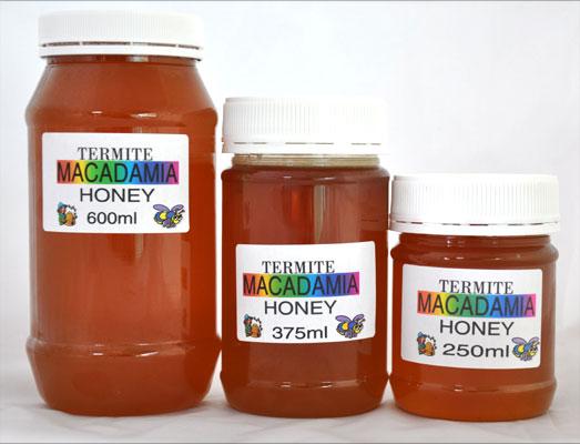 Termite Macadamia Honey