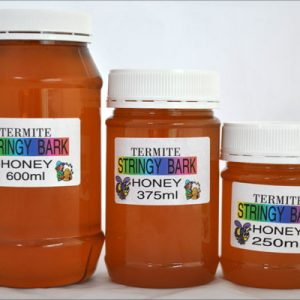 Termite Stringy Bark Honey