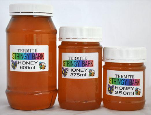 Termite Stringy Bark Honey
