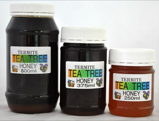 Termite Tea Tree Honey